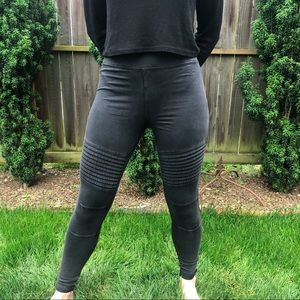 Ribbed Jeggings